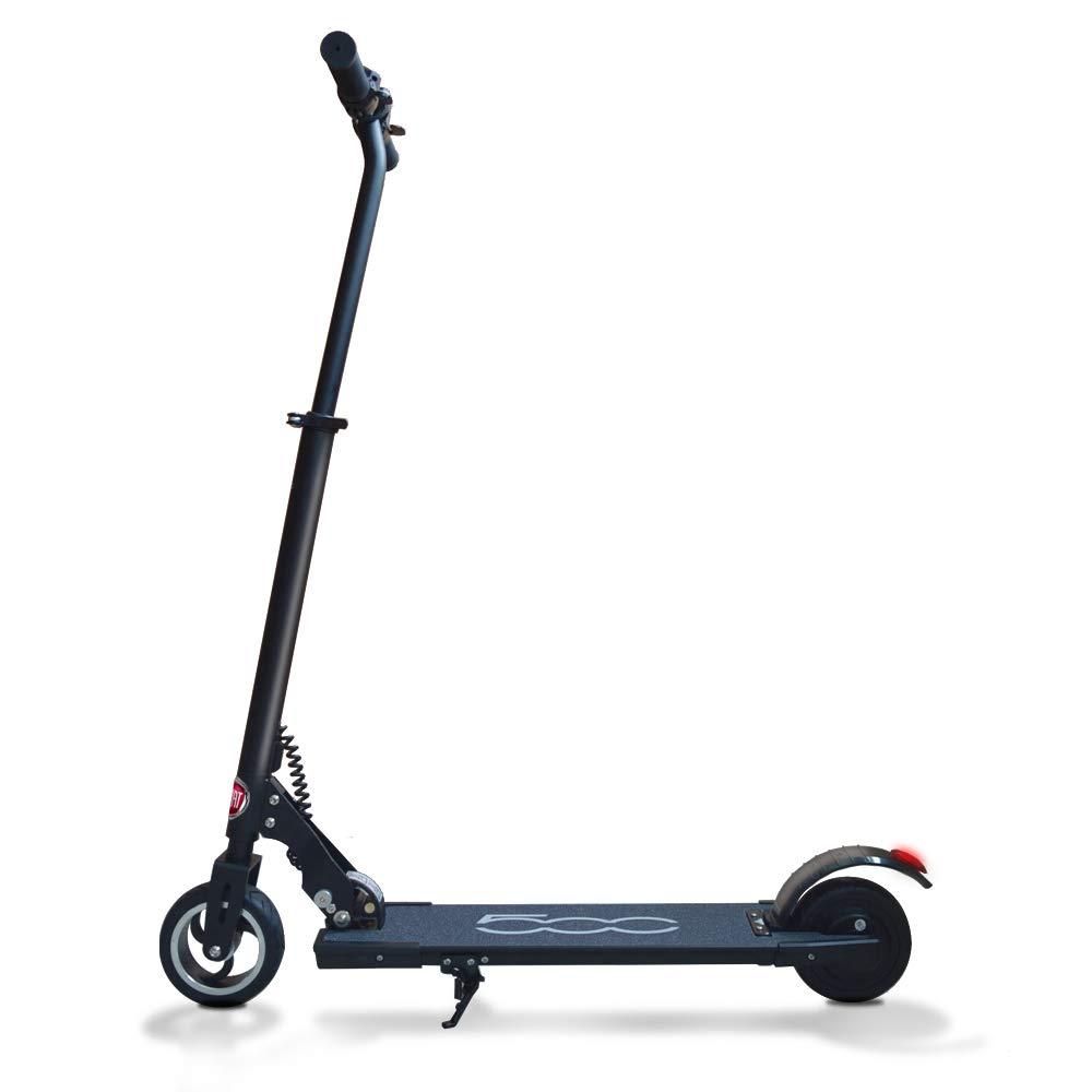 Pieghevole e Altezza Regolabile Urban Scooter per Adulti e Bambini besrey Monopattino Big Wheel Kick Scooter con Doppia Sospensione